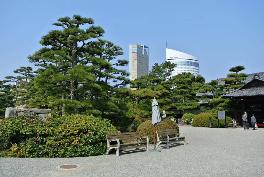 高松城(玉藻公園)